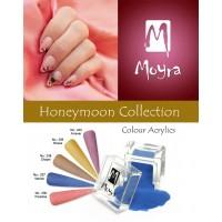 krāsains akrils '' Moyra''